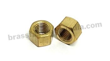 Brass Fastener Nuts