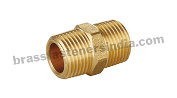 Brass Pipe Nipples