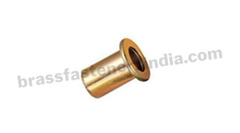 Brass Shoulder Rivets