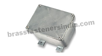 Galvanized Junction Boxes