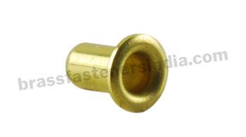 Brass Button Head Rivets | Brass Round Head Rivets